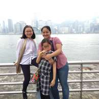 Au Pair, gina giselle of Hong Kong, Hong Kong Reviews GreatAuPair for her Au Pair Job