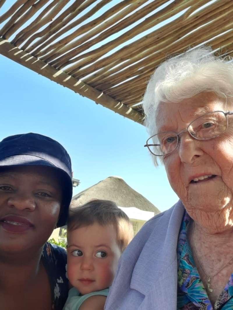 hi Senior Caregiver | I'm very good with children aspecail ...