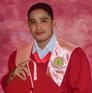Senior Caregiver in der Stadt Zamboanga, Zamboanga, Philippinen 2852342