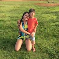 Au Pair, RITIELI of Campos Gerais, Minas Gerais Reviews GreatAuPair for her Au Pair Job