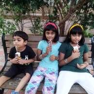 La familia de Muthusamy, Chennai, Tamil Nadu revisa GreatAuPair por su trabajo de niñera en Chennai