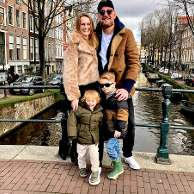 Mark's Family, Amsterdam, Noord-Holland Recensies GreatAuPair voor hun nanny job in Amsterdam